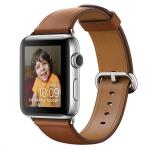 Apple Watch Series 2 42mm Stainless Steel Classic Buckle