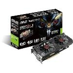 Asus GeForce GTX970 DirectCU II Overclocked 4GB GDDR5