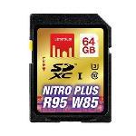 Strontium Nitro Plus UHS-I SDXC Class 10 64GB