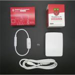 Raspberry Pi 4 Model B 4GB Entry Level Starter Kit Pack White Case Edition with 32GB OS Card SEVRBP0254