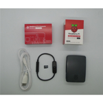 Raspberry Pi 4 Model B 4GB Entry Level Starter Kit Pack Black Case Edition with 32GB OS Card SEVRBP0255