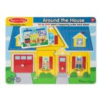 Melissa and Doug Around the House Sound Puzzle