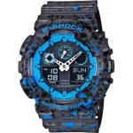 GA-100ST-2A Casio G-Shock STASH Limited Edition GA100ST-2A