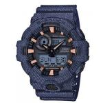 GA700DE-2A G-SHOCK Denim Series Watch GA-700DE-2A