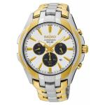 SSC634P-9 Seiko Gents Solar Alarm Chronograph Watch SSC634P-9