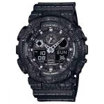 GA100CG-1A G-Shock Cracked Concrete Series GA-100CG-1A