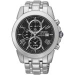 Seiko Gents Le Grand Sport Solar Alarm Chronograph Watch SSC193P-9
