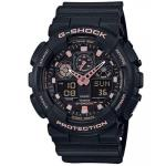 GA100GBX-1A4 Casio G-Shock Black and Rose Collection GAX100GBX-1A4