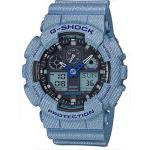 GA100DE-2A Casio G-Shock Denim Series GA-100DE-2A