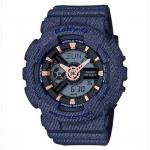 BA110DE-2A Casio Baby-G Denim Series Watch BA110DE-2A