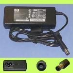 HP 90W 19V 4.74A Power Adapter ---Black Big Plug with Pin