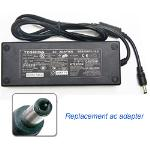 Toshiba 120W 19V 6.32A Power Adapter----Power cord not included