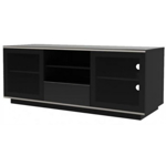 Tauris Titan 1500mm TV Cabinet - Black TITAN1500BLK