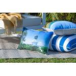 Manukau Heads Rectangle Cushion by Mulberi 23121C