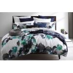Breeze Jade Duvet Cover Set by Logan and Mason BRZJAQCS3