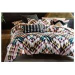 Hoffman Duvet Cover Set by Savona SAVHOFFMQBDS