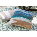 Spirits Bay Square Cushion by Limon 23093C