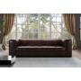 Debonaire Furniture Vercelli 3 seater Leather Sofa VER363-3C18