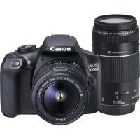 Canon EOS 1300D + 18-55 + 75-300
