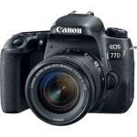 Canon EOS 77D + 18-55/4-5.6