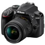 Nikon D3400 + 18-55