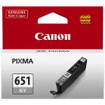 Canon High Yield CLI-651 XL Gray Ink