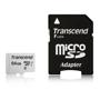 Transcend UHS-I U3 V30 A1 MicroSDXC Class 10 64GB