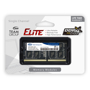 Team Elite 4GB (1x 4GB) DDR4 2400MHz SODIMM Memory TED44G2400C16-S01