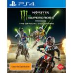 Monster Energy Supercross The Official Videogame (PS4)