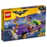 LEGO Batman Movie The Joker\'s Notorious Lowrider 70906
