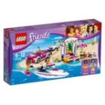 LEGO Friends Andrea\'s Speedboat Transporter 41316