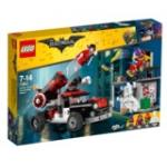 LEGO Batman Movie Harley Quinn Cannonball Attack 70921