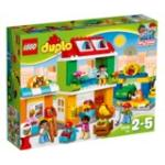 LEGO Duplo High Street Town Square 10836
