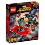 LEGO Super Heroes Detroit Steel Strikes 76077