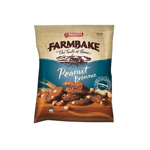 Arnotts Farmbake Peanut Brownie 350g