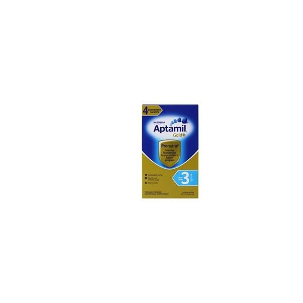 Aptamil Gold+ Stage 3 Toddler From 1 Year Formula 4pk