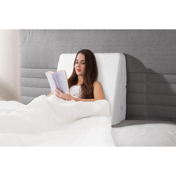 ovela memory foam bed wedge pillow