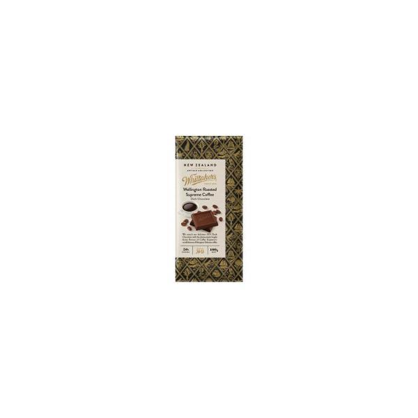 Whittaker's Wellington Roasted Supreme Coffee Chocolate 100g bars