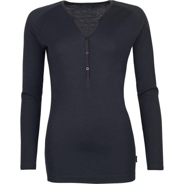MacPac Merino Henley Long Sleeve Shirt