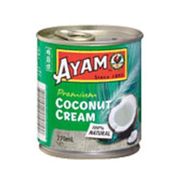 Ayam Coconut Cream Premium can 270ml