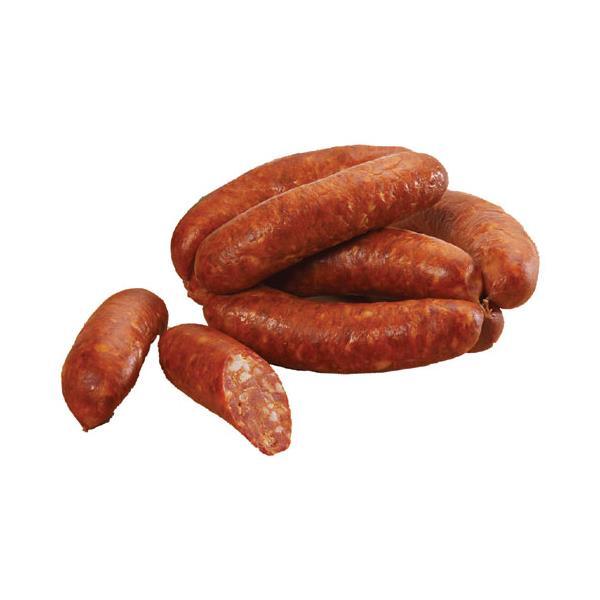 Instore Deli Chorizo Spanish Sausages per 1kg