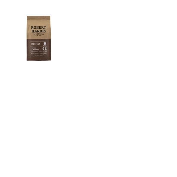 Robert Harris Plunger & Filter Grind Hazelnut Dream 200g