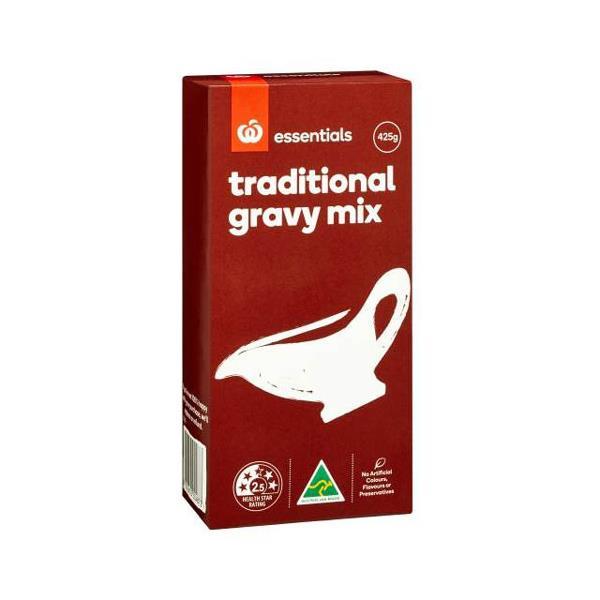 Essentials Instant Gravy Mix box 425g
