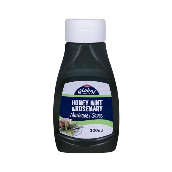 Global Cuisine Marinade Honey Mint & Rosemary 300ml