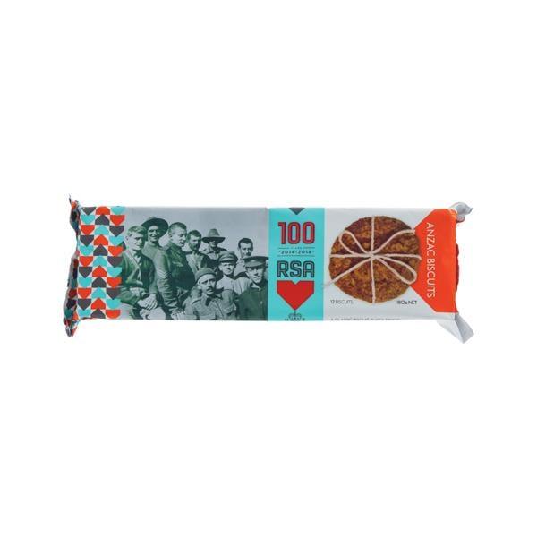 RSA Anzac Biscuits 180g