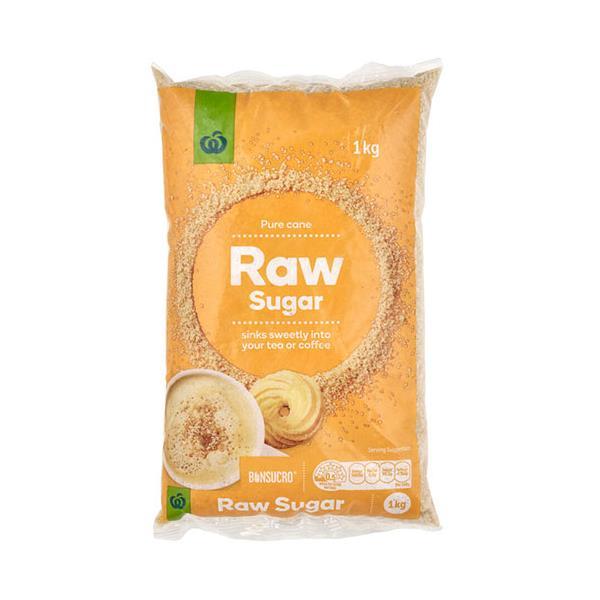 Countdown Raw Sugar 1kg