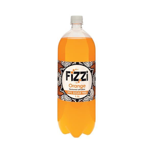 Ninety Nine Soft Drink Orange 99% Sugar Free 1.5l