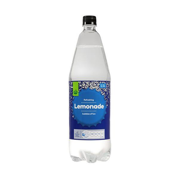 Countdown Soft Drink Lemonade 1.5l