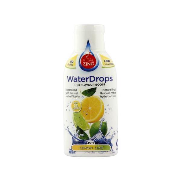 Vital Zing Water Enhancer Lemon Lime 45ml