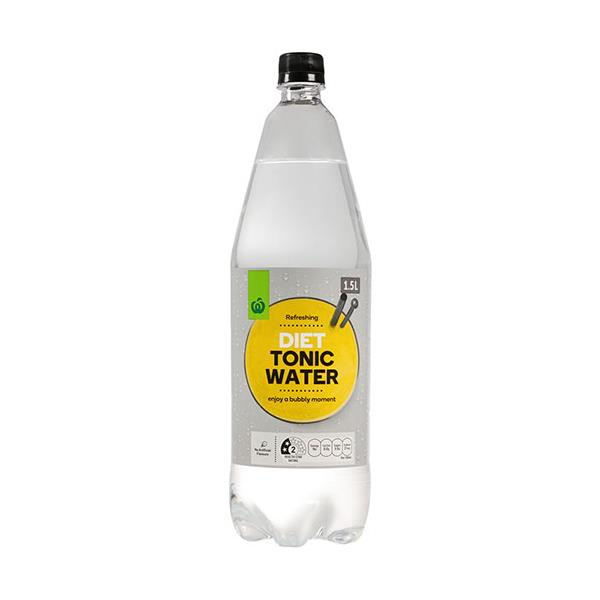 Countdown Mixers Diet Tonic Water 1.5l